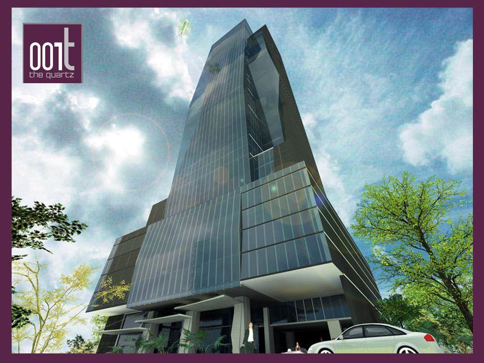 Modernes Baukunst Thermodämmsysteme der Außenwände zur Verbesserung der Klimakontrolle des Gebäudes und zur Reduzierung des Energieverbrauchs der Klimageräte.