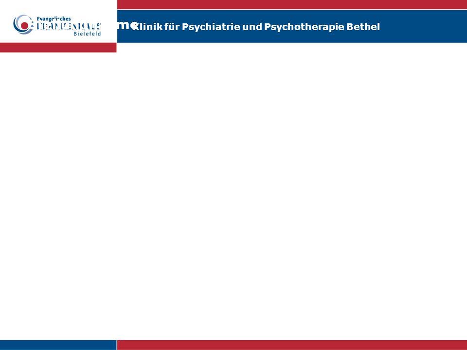 Klinik für Psychiatrie und Psychotherapie Bethel Stellungnahme