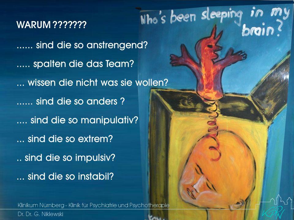 Klinikum Nürnberg - Klinik für Psychiatrie und Psychotherapie Dr.
