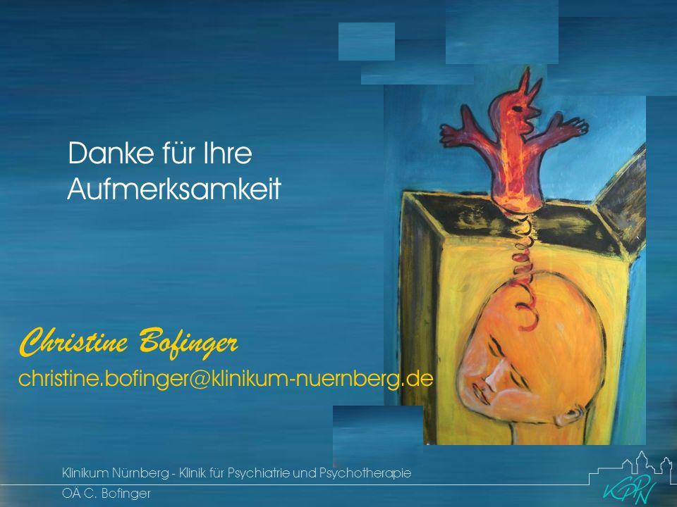 Begriff Epidemiologie Ätiologie 64 Störungsbild Borderline Basiswissen und Behandlungsmöglichkeiten Ansbach 04.12.2009 Klinikum Nürnberg - Klinik für Psychiatrie und Psychotherapie OÄ C.