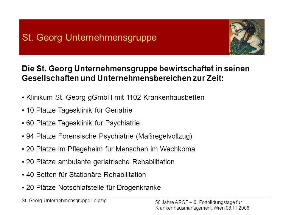 St.Georg Unternehmensgruppe Leipzig 50 Jahre ARGE – 6.