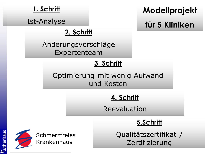 Deutschen Gesellschaft für Interdisziplinäre Klinische Medizin Schmerzfreies Krankenhaus