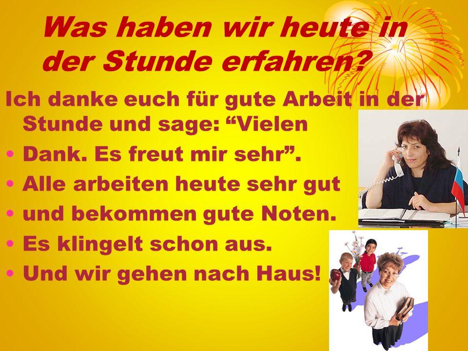 Schreiben sie den Brief Sie haben einen Brief von Ihrem deutschen Freund Florian bekommen, in dem er über seine zukunftige Beruf schreibt: Ich möchte