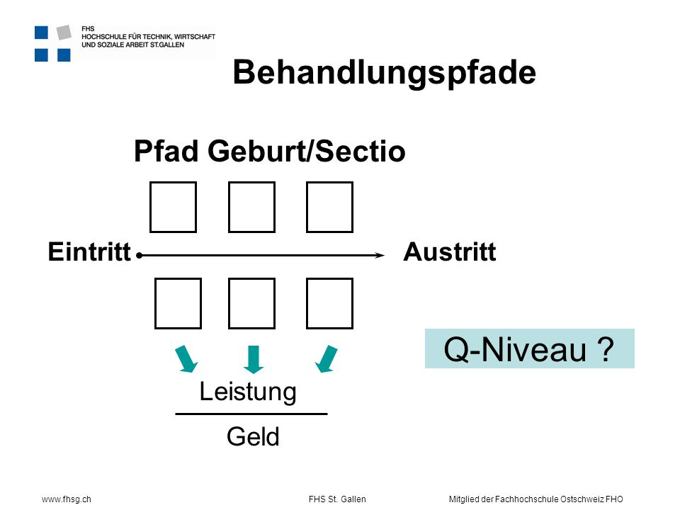www.fhsg.chFHS St.GallenMitglied der Fachhochschule Ostschweiz FHO Miss oder vergiss es .