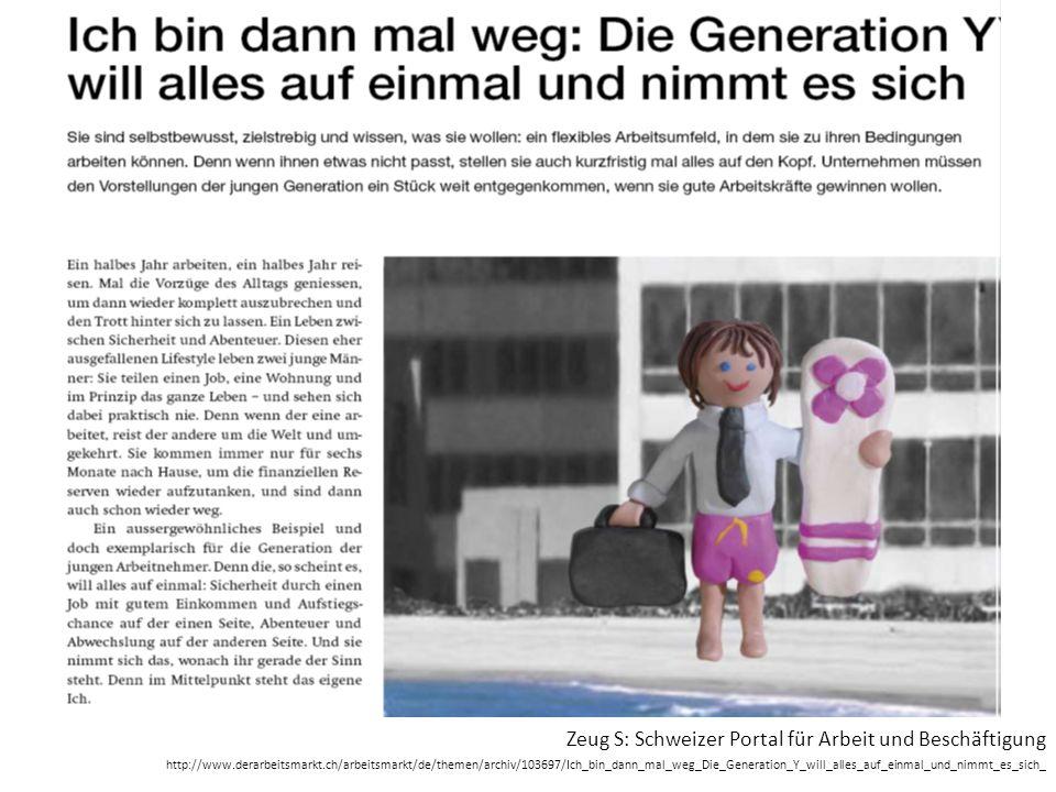 Zeug S: Schweizer Portal für Arbeit und Beschäftigung http://www.derarbeitsmarkt.ch/arbeitsmarkt/de/themen/archiv/103697/Ich_bin_dann_mal_weg_Die_Gene