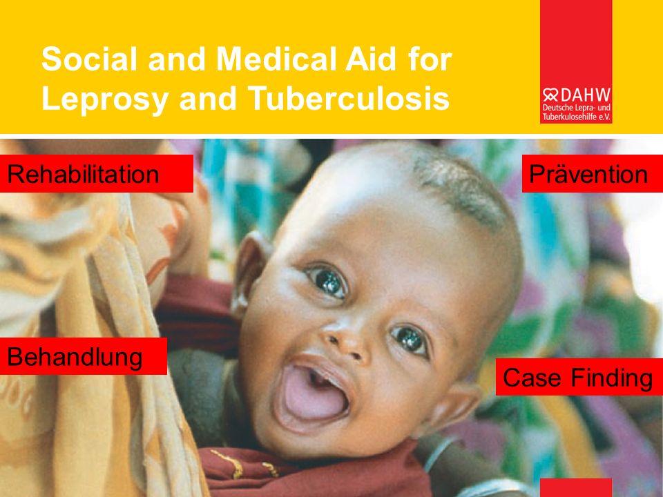 Welche Gesundheitssysteme können sich afrikanische Länder leisten? – Burkard Kömm Social and Medical Aid for Leprosy and Tuberculosis Rehabilitation B