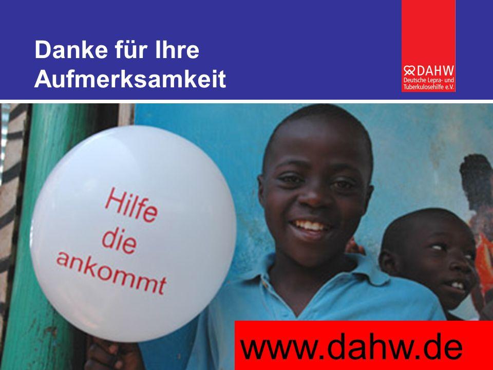 Welche Gesundheitssysteme können sich afrikanische Länder leisten? – Burkard Kömm Danke für Ihre Aufmerksamkeit www.dahw.de