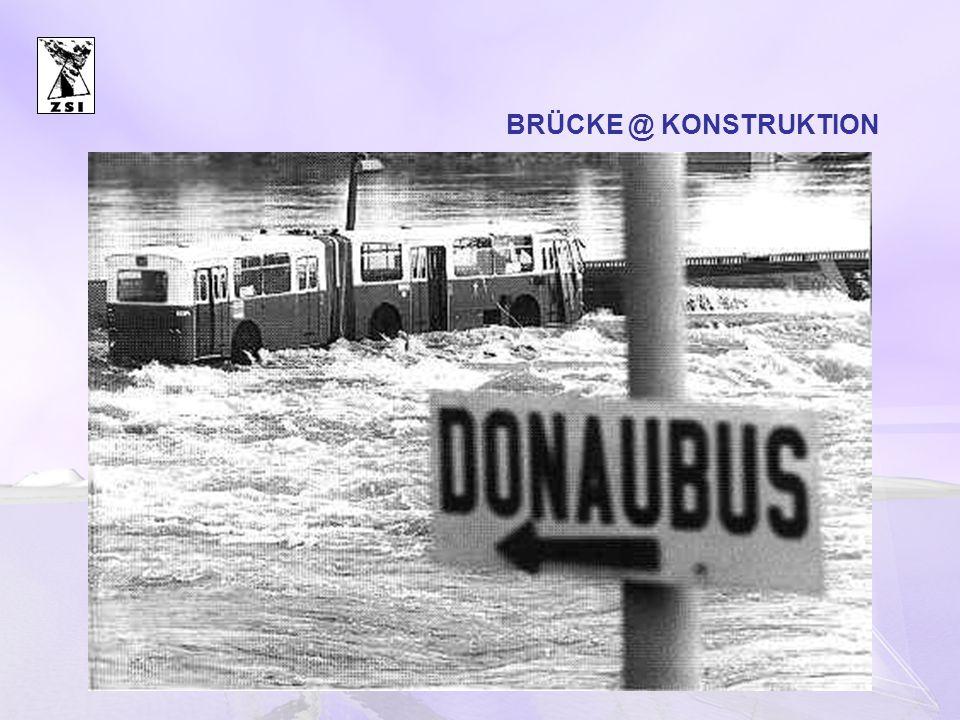 Metaphorische Fehlkonstruktionen Das Ende der EXPO 95 Wien-Budapest Ursache: Soziale Ängste Slowenien als Brücke zwischen Europa und Jugoslawien Ursache: Machtpolitik Österreich als Brücke zwischen Ost und West Ursache: Positionsverlust