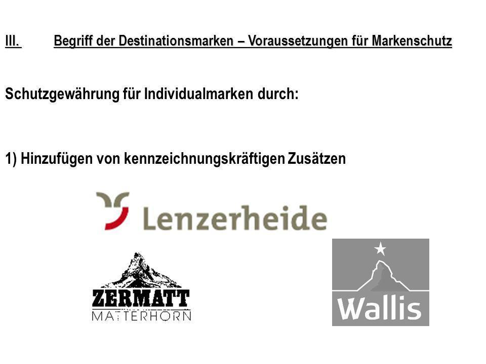 IV.Schutz aus Namensrecht Art.29 Abs.