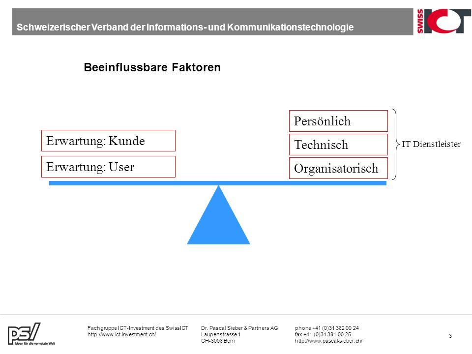 Schweizerischer Verband der Informations- und Kommunikationstechnologie Dr.