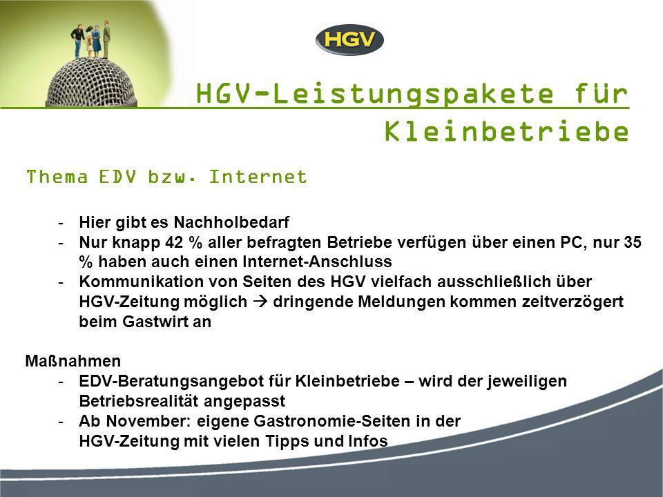 Thema EDV bzw.