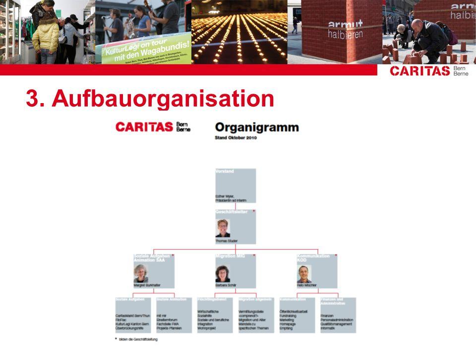 3. Aufbauorganisation