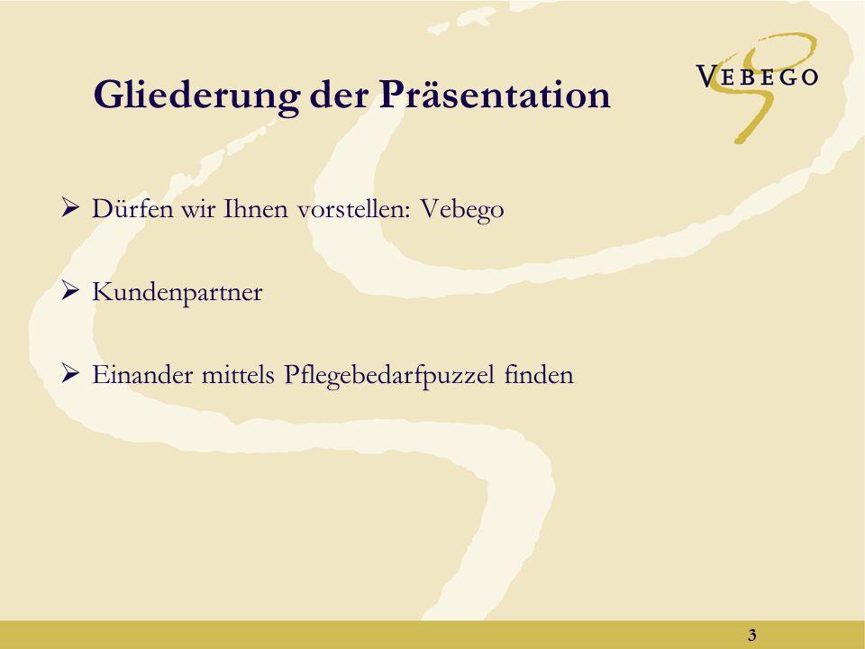 2 Vebego Gruppe Kundenpartner im niederländischen Gesundheitswesen?