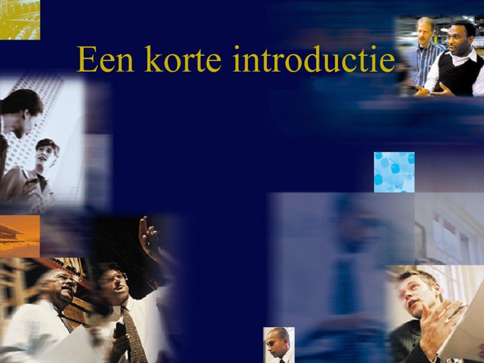 14 Initiativen mit Partnern Kombination von Wissen und Erfahrung mit führenden Parteien Überraschende und innovative Konzepte IBN-facilitair Florein Vitafront ProSano
