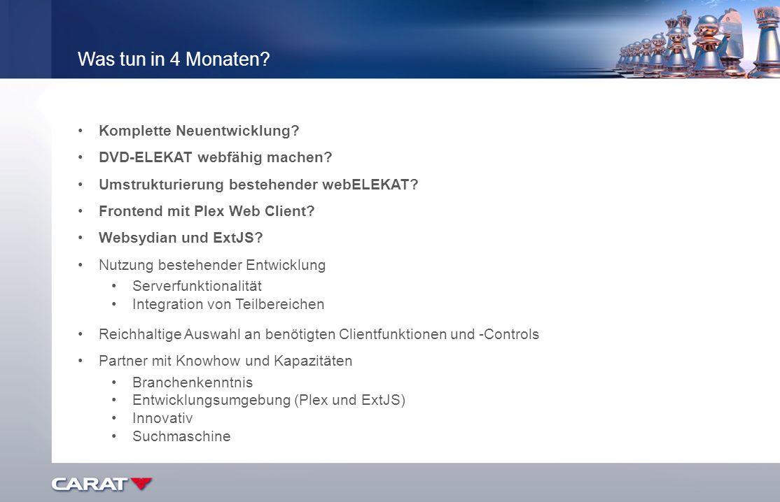 Demo Demo alt vs. neu