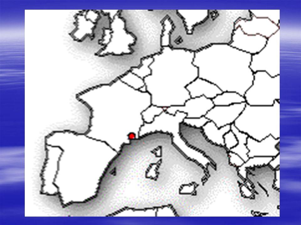 Ländergeographie Staatsname: Fürstentum Monaco (Principauté de Monaco) Staatsname: Fürstentum Monaco (Principauté de Monaco) Fläche: 1.95km² (ca. 50x