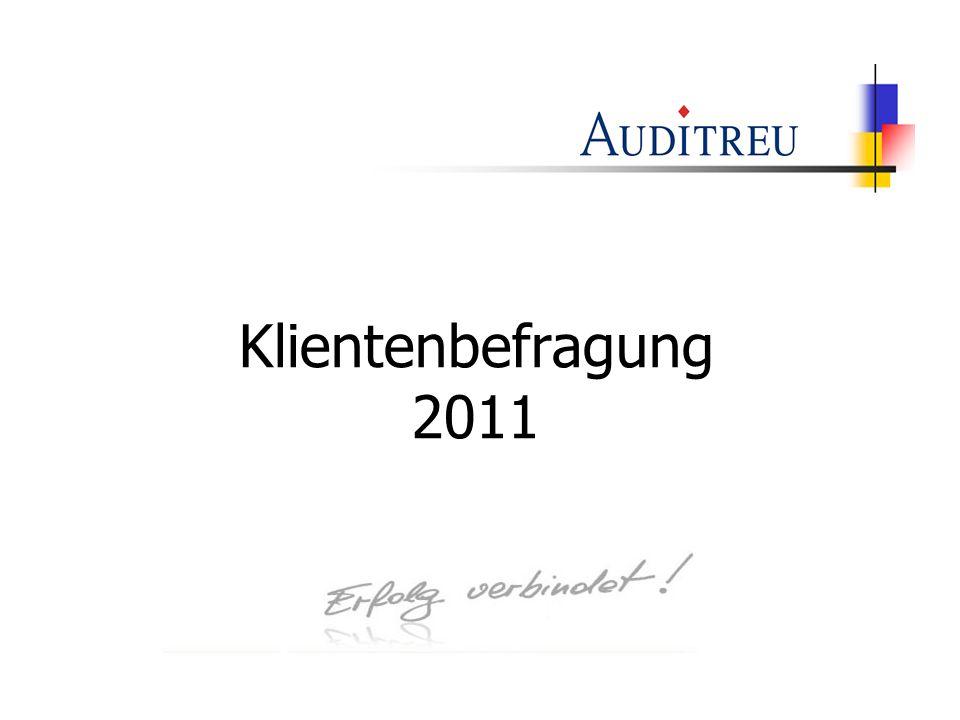 Klientenbefragung 2011