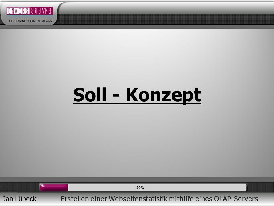 Jan Lübeck Soll - Konzept