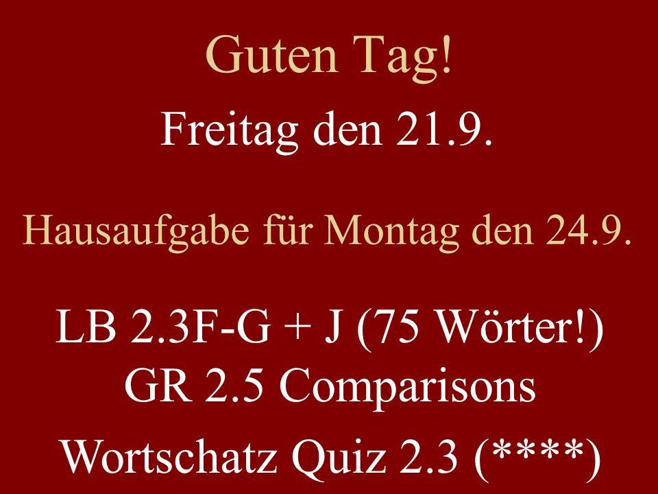 Ansage Grillabend: Sonntag 17.00 Tunnel Park (e-mail RSVP to dehaan@hope.edu) Stammtisch: Dienstag 16.30 NHB (Free food and drinks.