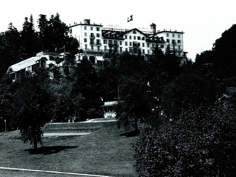 Der Sonnenberg ist ein Park.