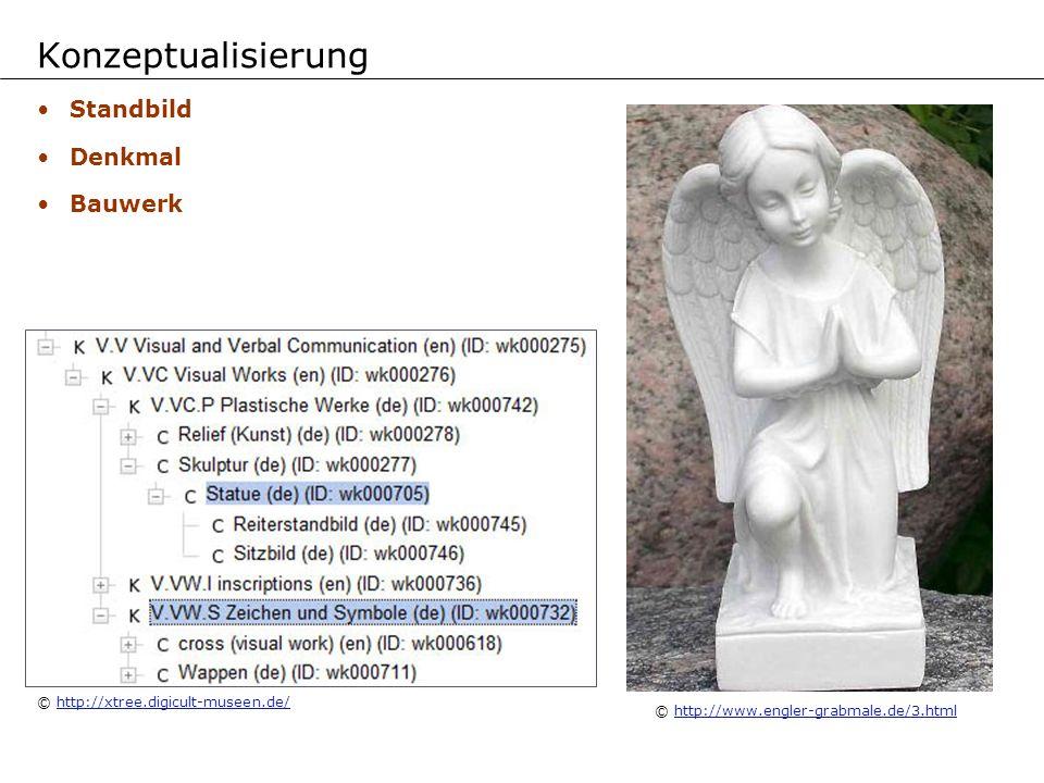Standbild Denkmal Bauwerk Konzeptualisierung © http://www.engler-grabmale.de/3.htmlhttp://www.engler-grabmale.de/3.html © http://xtree.digicult-museen