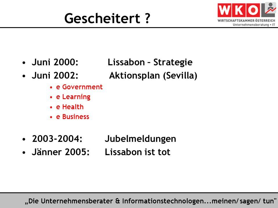 Die Unternehmensberater & Informationstechnologen...meinen/ sagen/ tun IRIS 2005 Wirtschaftliche Aspekte von Electronic Government Dr.