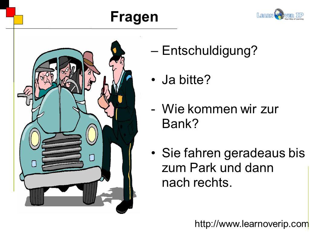 http://www.learnoverip.com Wie komme ich zum Bahnhof.