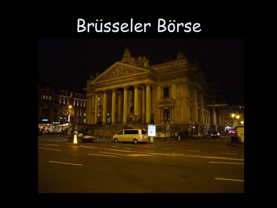 Brüsseler Börse