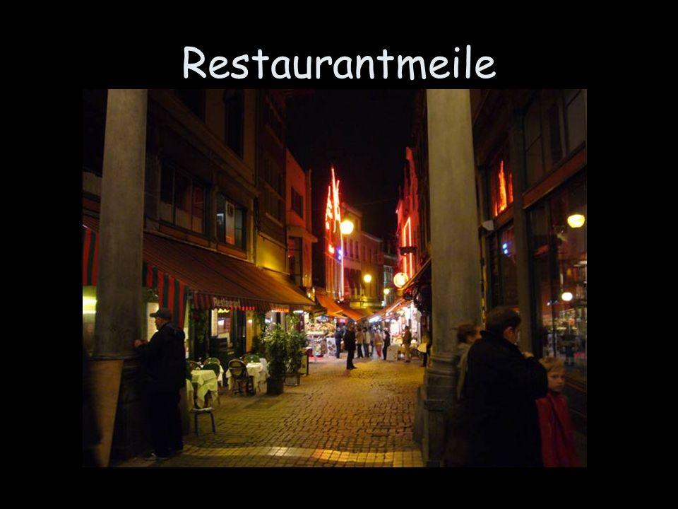 Restaurantmeile