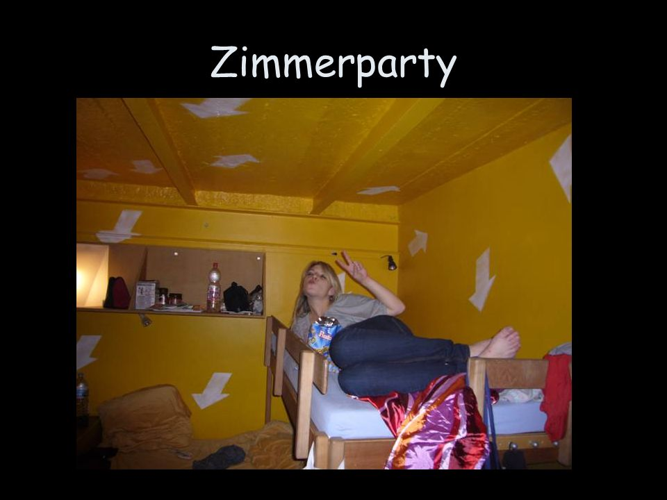 Zimmerparty