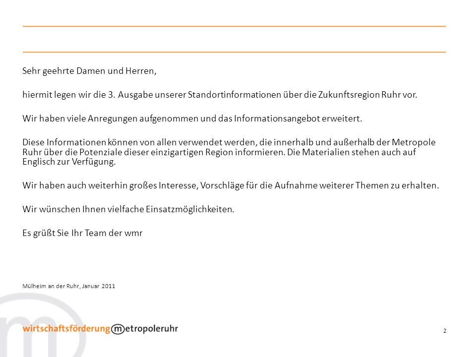 63 Metropole Ruhr   Stärken in der Spitzentechnologie - MST & Nanotechnologie Firmensitze von Unternehmen wie: ELMOS Semiconductor AG, führender Hersteller integrierter Schaltungen (ASICS) für mehr Sicherheit im Auto LIMO Lissotschenko Mikrooptik GmbH: Weltmarktführer für refraktive Mikrooptiken (Mikrooptische Bauteile für Augenoperationen) Boehringer Ingelheim microParts GmbH, produziert u.a.