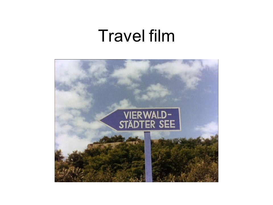 Travel film