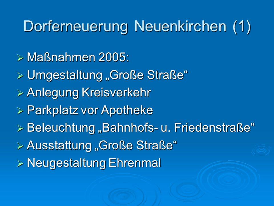 Kath. Kirchengemeinden Aktueller Stand: St. Paulus Vörden (im Pfarrverbund mit Lage/Rieste) und St. Bonifatius Neuenkirchen Planung des Bistums Münste