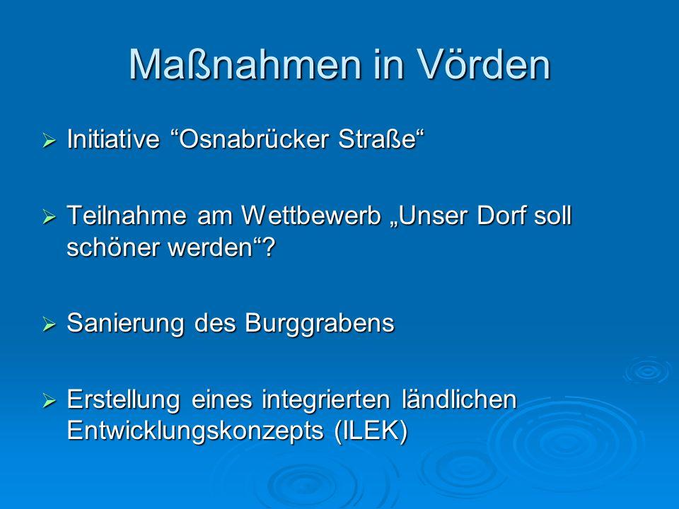Dorferneuerung Neuenkirchen (2) Durchgang Große Straße/Kirchplatz 20.000 Durchgang Große Straße/Kirchplatz 20.000 Gestaltung Kirchplatz 307.000 Gestal