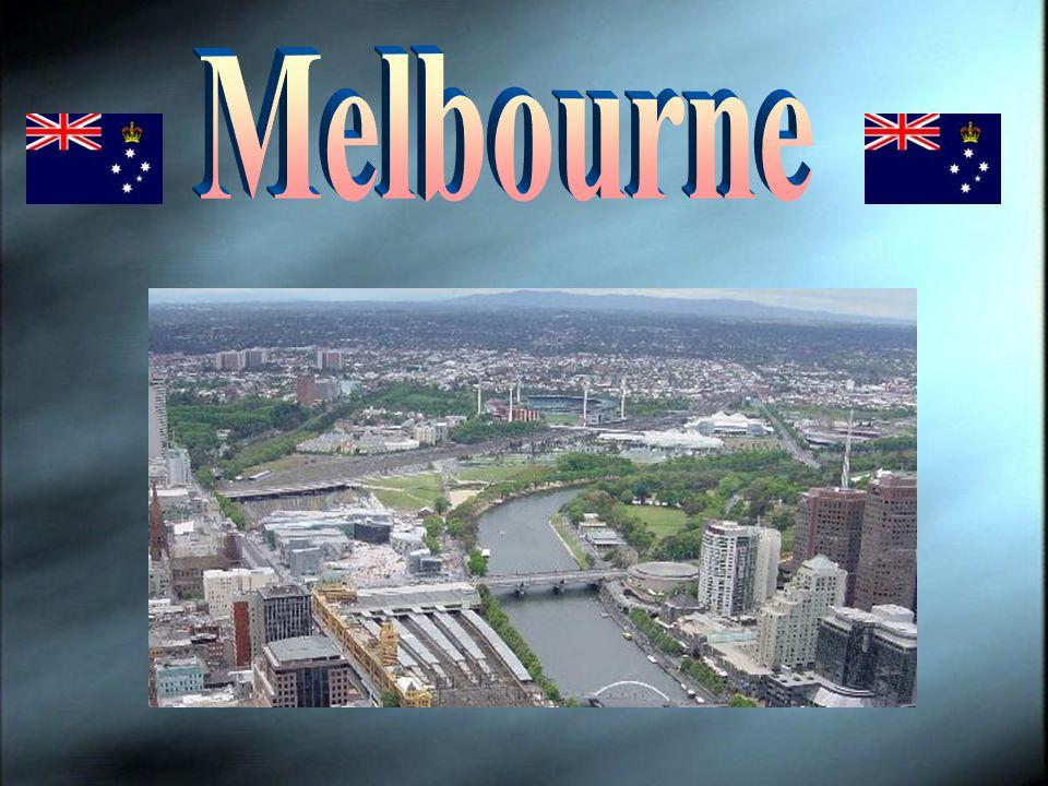 Hallo ich presentiere euch Melbourne