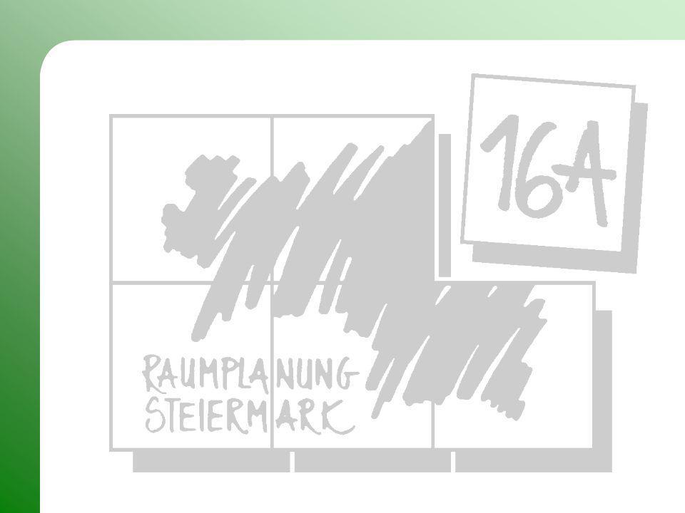 Fachabteilung 16A http://www.raumplanung.steiermark.at Überörtliche Raumplanung Landesentwicklungsleitbild Steiermark Darstellung Stärkefelder