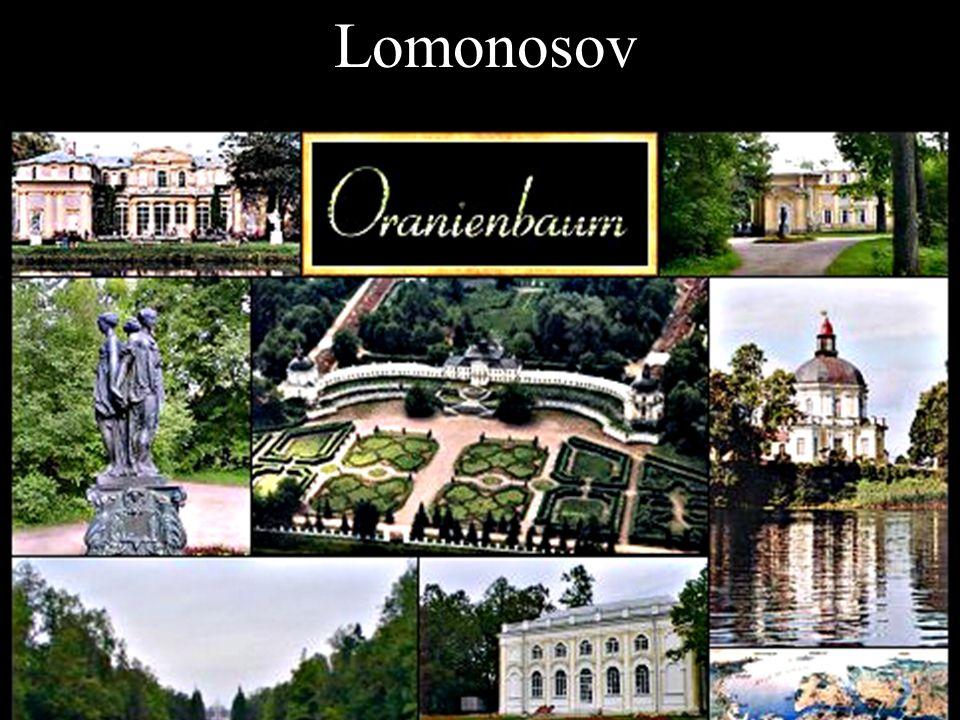 Lomonosov - Лосмошоносов - Ораниенбаум