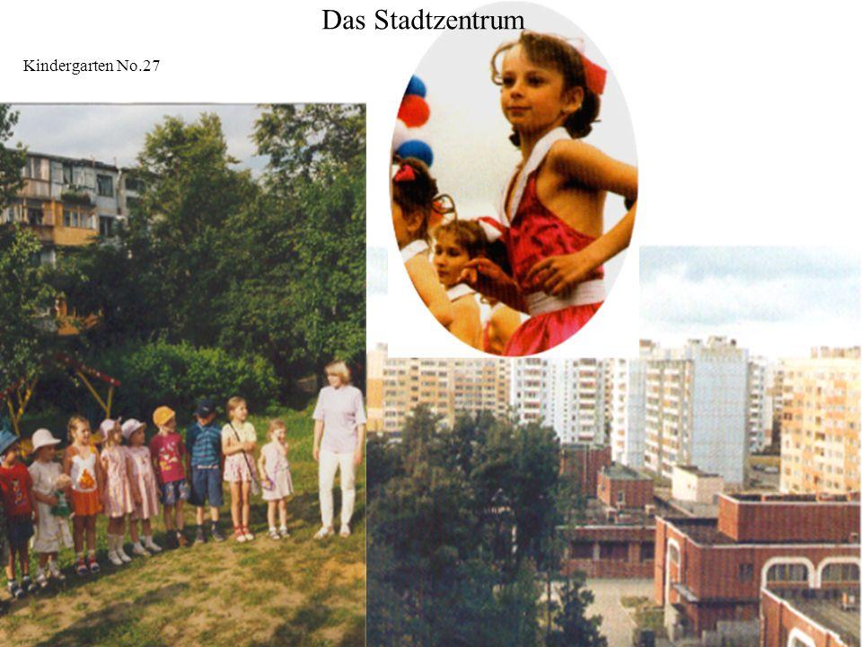 Kindergarten No.27 Das Stadtzentrum