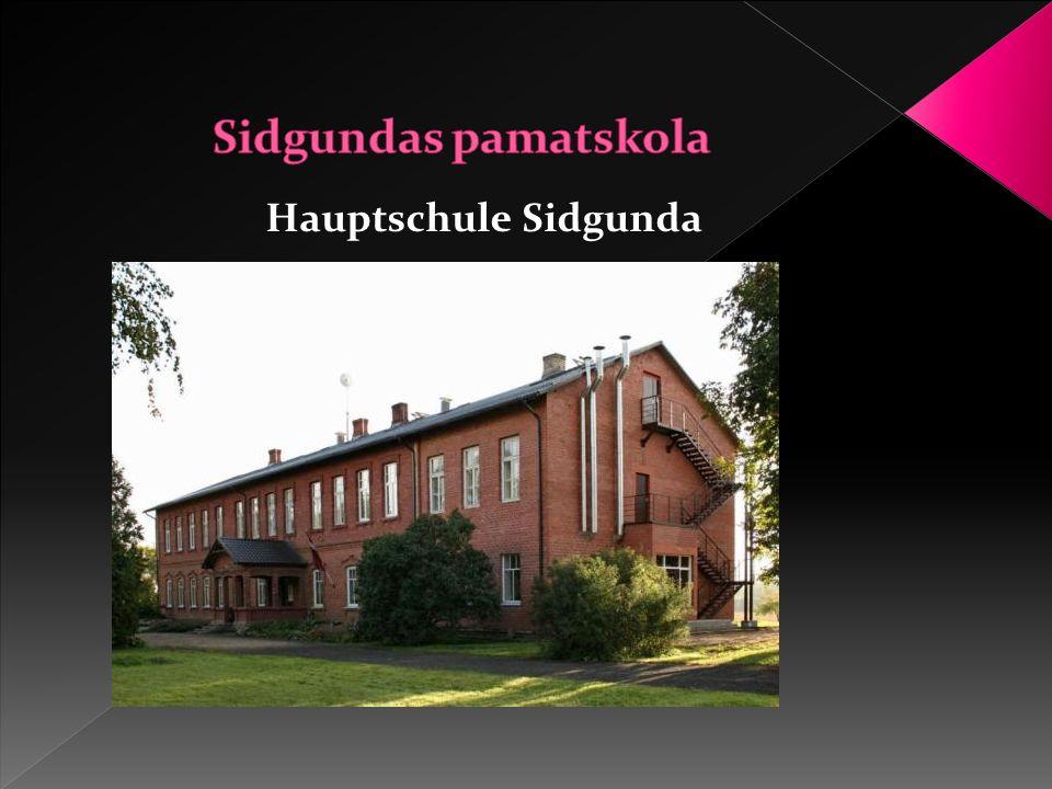 Hauptschule Sidgunda