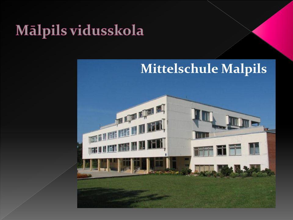 Mittelschule Malpils