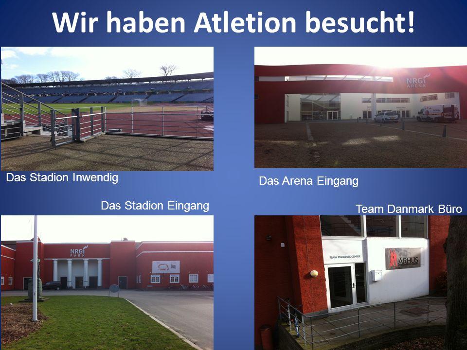 Fakten über NRGI Park und Arena In unsere Stadt Århus, haben wir eine Atletion, NRGI Park und Arena.