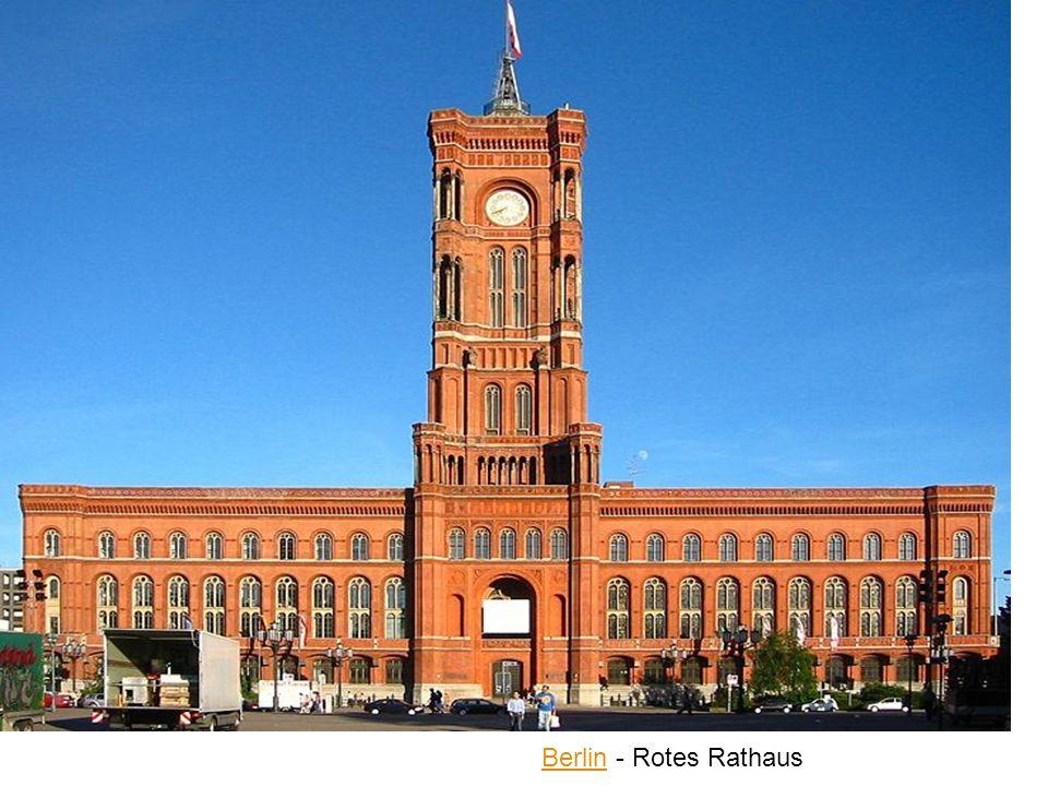 Berlin - Rotes RathausBerlin