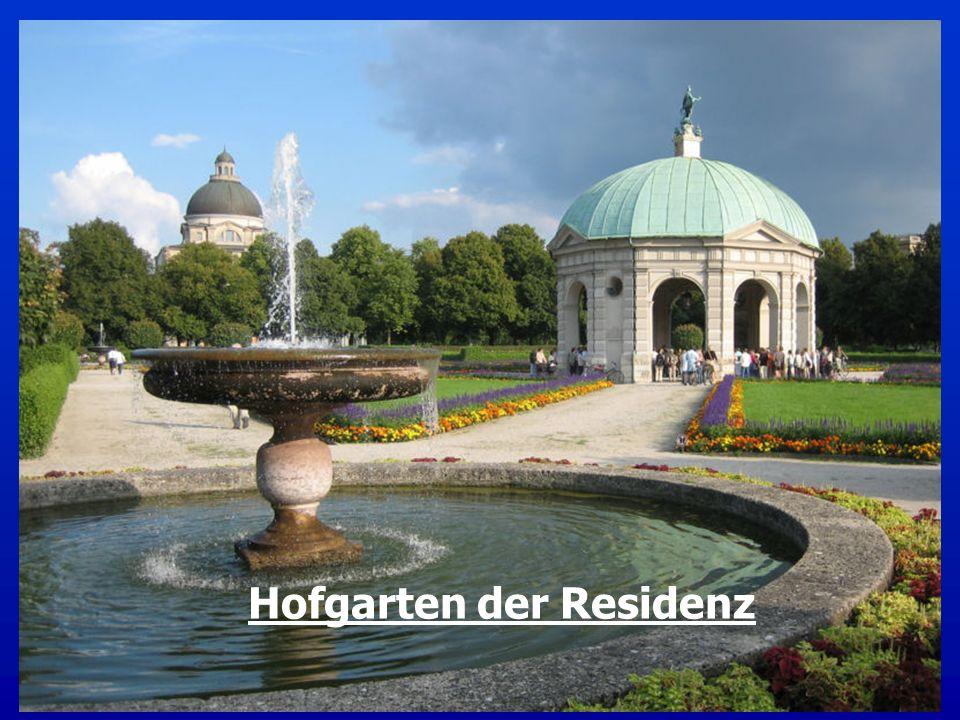 Hofgarten der Residenz