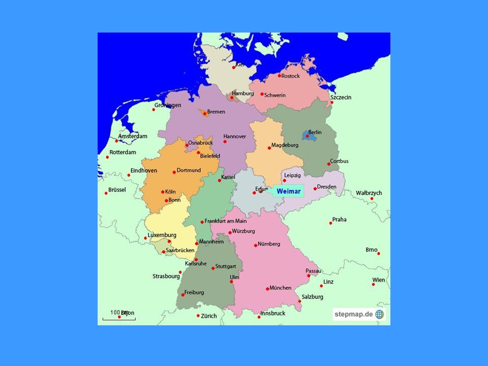 Thüringen Weimar