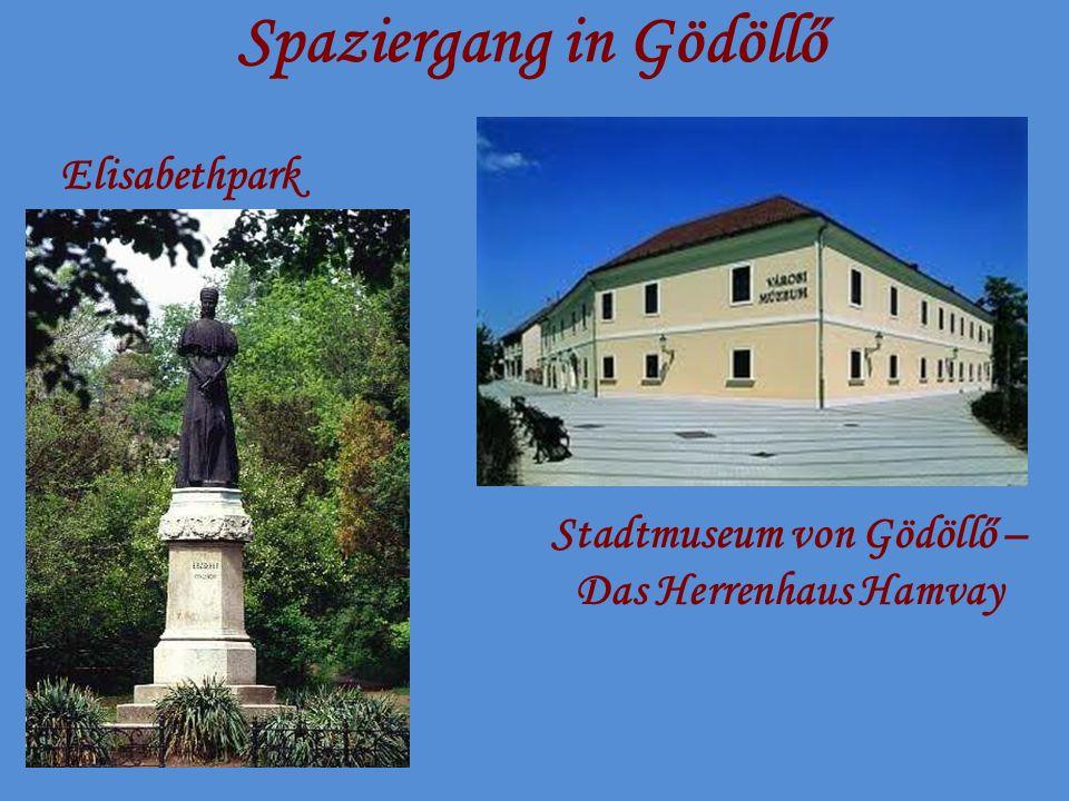 Sehenswürdigkeiten in Region Gödöllő Von Acsa… … bis Zsámbok Prónay Schloss Hochzeitsfest in Zsámbok