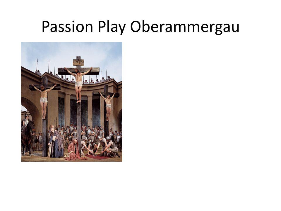 Passion Play Oberammergau