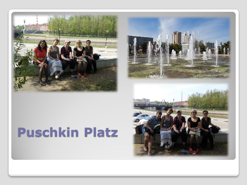 Puschkin Platz