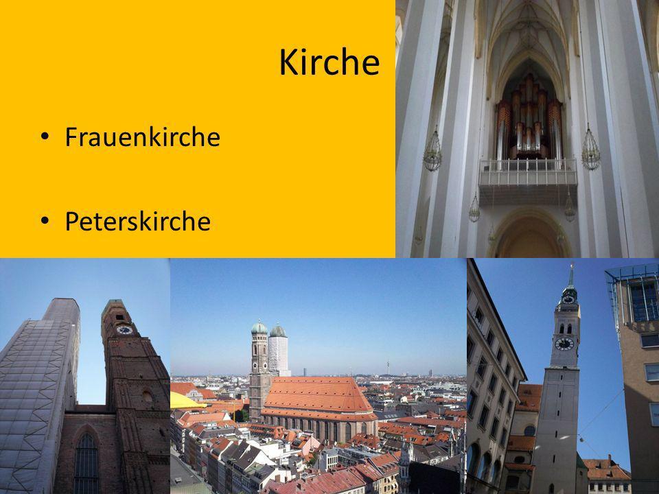 Kirche Frauenkirche Peterskirche