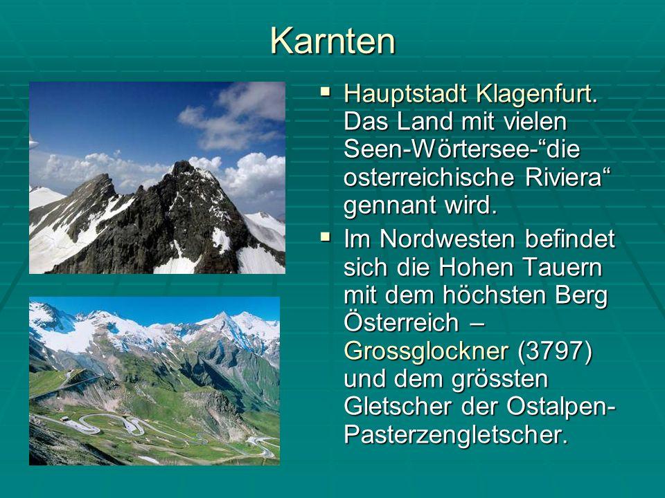 Karnten Hauptstadt Klagenfurt.