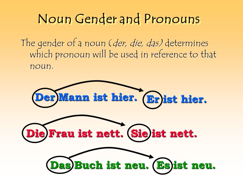 Plural articles The definite article is always die. Plural nouns have no indefinite articles. ein and eine = a so there is only one - no plural is pos